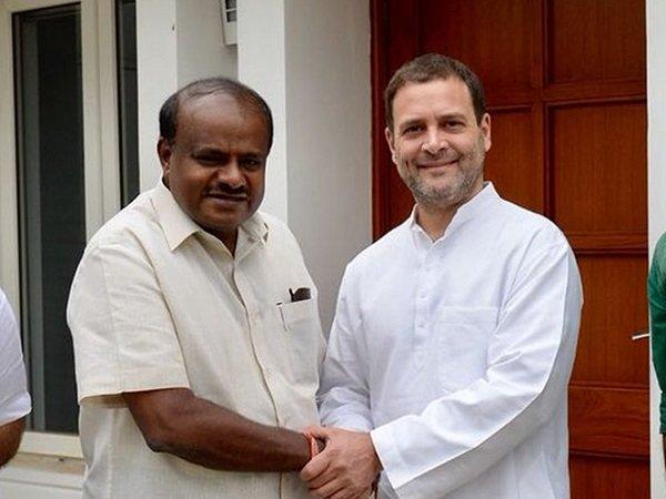 Exit Polls: કર્ણાટકમાં કોંગ્રેસ-જેડીએસને મોટો ઝાટકો લાગી શકે છે