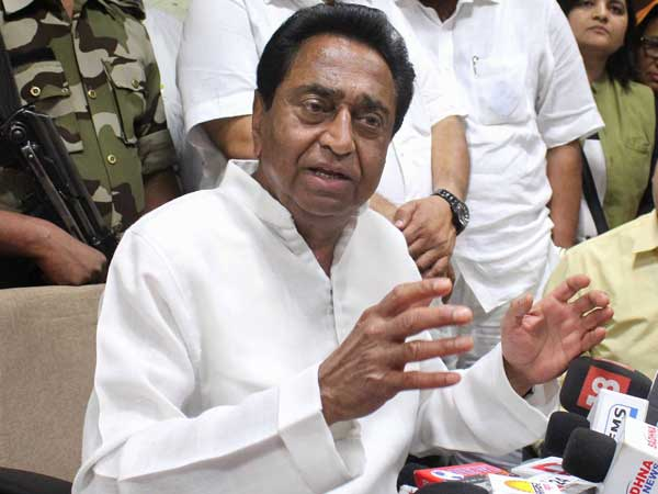 Big Trouble For Congress Bjp Asks Mp Governor For Special Session Wants Kamal Nath To Prove Majority