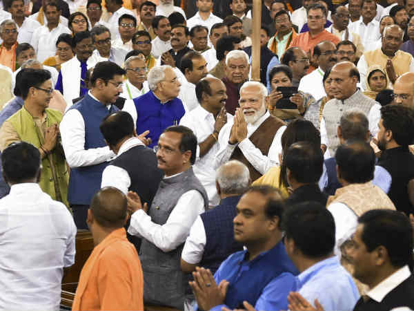 The 3 Figures Are Hidden In The Mystery Of Pm Modi Enormous Victory
