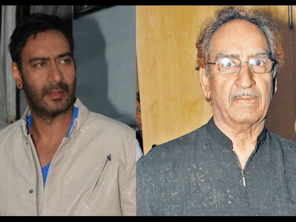 Ajay Devgn Father And Famous Action Director Viru Devgn Passed Away