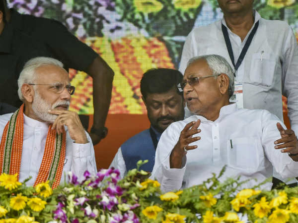 Nitish Kumar Wants His Two Ministers In The Modi Government
