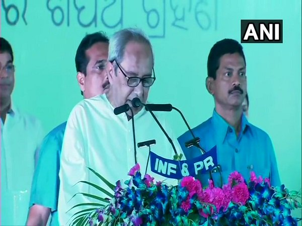Naveen Patnaik Sworn In As The Chief Minister Of Odisha For Fifth Time