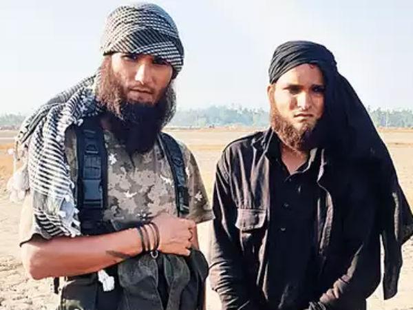 Police Arrest Two Film Actor Who Were Terrorist Costume