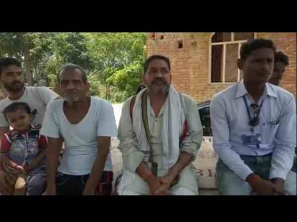 Many Villagers In Faizabad Didnt Voted Since Independence
