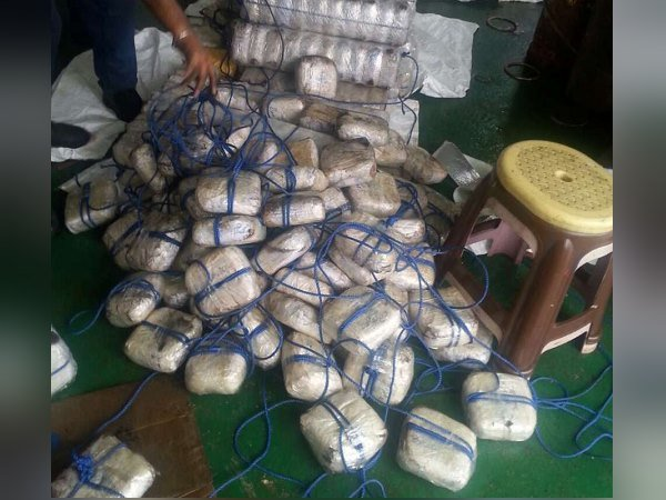 Gujarat There Are Millions Of Rupees Of Drugs Found On The Coast