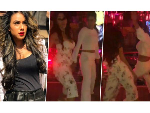 Nia Sharma Sexy Dance Video Viral On Social Media