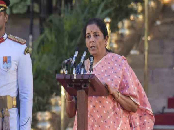 Nirmala Sitharaman Became The Finance Minister In Modi Cabinet