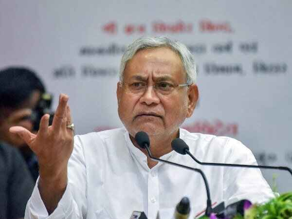 Before Swear In Ceremony Nitish Kumar Says Jdu Will Not Be Part Of Government