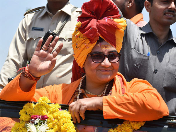 Will Sadhvi Pragya Thakur Become The New Face Of Hindutva