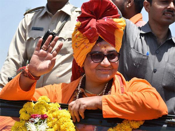 Lok Sabha Elections 2019 Pragya Singh Thakur On Trends Showing She Is Leading Against Digvijay Singh