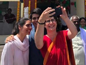 Bjp Is Trying To Reduce Priyanka Gandhi S Good Impact