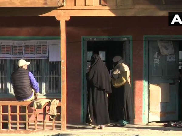 Grenade Attack On Polling Station In Pulwama In Jammu Kashmir