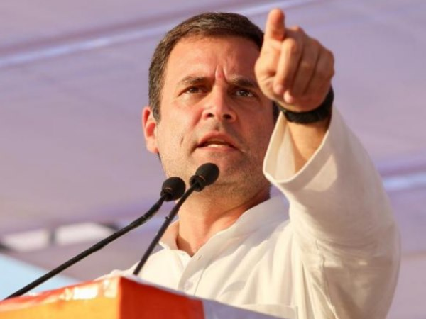Rahul And Priyanka Gandhi Attacks On Pm Modi Over His Comment On Rajiv Gandhi