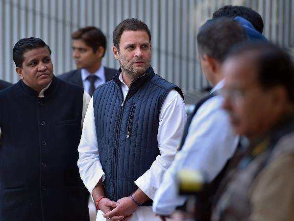 Rahul Gandhi Will Be Congress President For Next 3 4 Month Says Sources