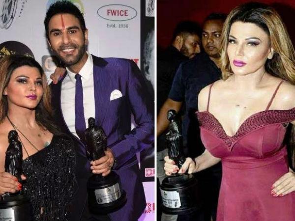 Rakhi Sawant On Buying Dadasaheb Phalke Film Foundation Award