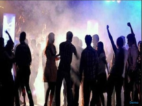 Noida Around 200 Arrested Including 31 Women From A Rave Party