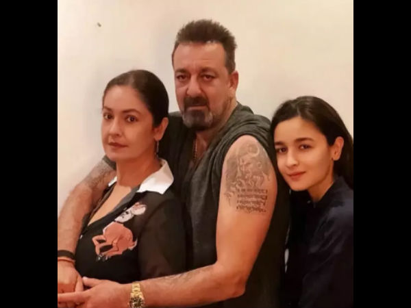 Actress Alia Bhatt S Character From The Movie Sadak 2 Gone Leak