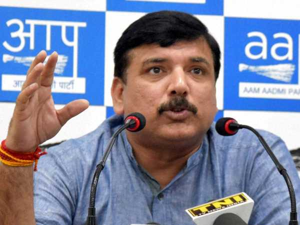 After The Defeat In Delhi Kejriwal Has Given Sanjay Singh A Big Responsibility