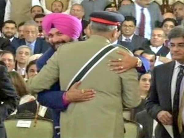 Siddhu Bajwa Hug Is Responsible For Huge Defeat Says Captain Amrinder Singh