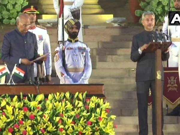 Cabinet Ministers Of 2019 S Jaishankar Takes Oath As Cabinet Minister