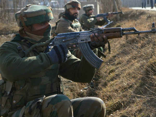 Jammu Kashmir One Militant Killed In Sopore Encounter