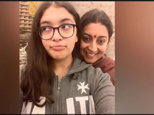 Cbse 10 Th Board Results Out Smriti Irani S Daughter Scored 82 Percent