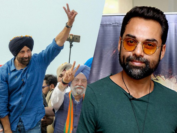 Abhay Deol Said Something Like This On The Victory Of Brother Sunny Deol