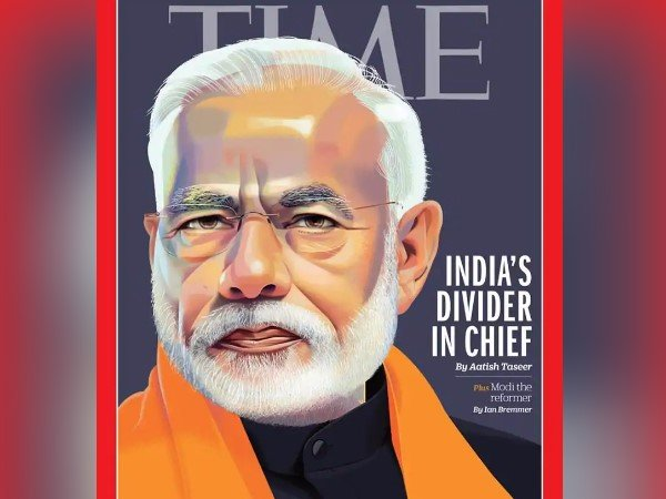 Time Magazine Lead Article India S Divider In Chief Writes Rahul Gandhi An Unteachable