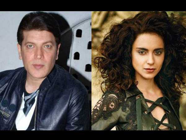 Aditya Pancholi Filed A Fir Against Kangana Ranaut