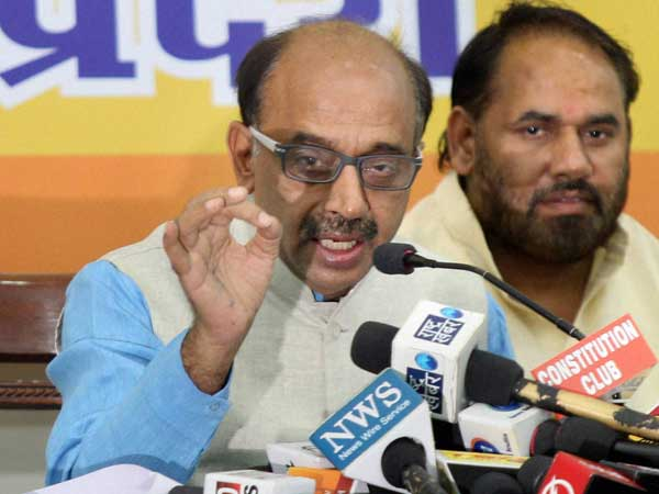 Bjp Leader Vijay Gowl Claims That 14 Aap Mla S Want To Leave The Party