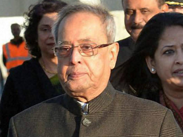 Pranab Mukherjee Praises Election Commission For Successfully Conducting Polls
