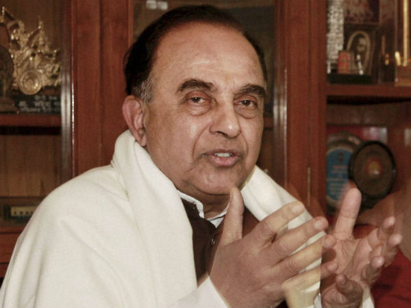 Subramanian Swamy Express His Grief Before Swearing Ceremony Of Narendra Modi
