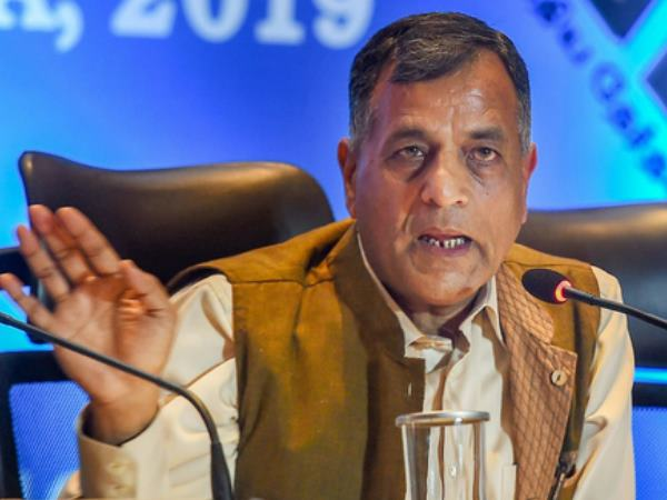 Lok Sabha Elections 2019 Election Commissioner Ashok Lavasa Opts Out Of Meetings Over Clean Chits