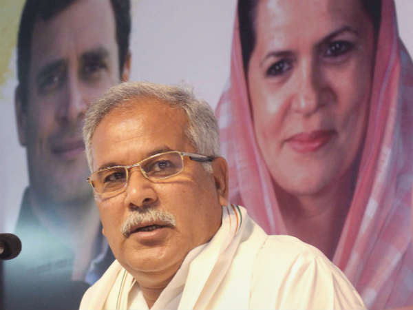 Lok Sabha Elections 2019 Pm Modi Has Lost Mental Balance Cm Bhupesh Baghel On Rajiv Gandhi Remarks