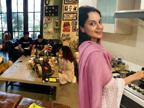 Here S How Kangana Ranaut Is Celebrating Pm Modi S Win At The Lok Sabha Elections