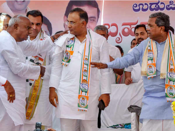 Why Is Saying About Fall Of Congress Jds Government In Karnataka After May