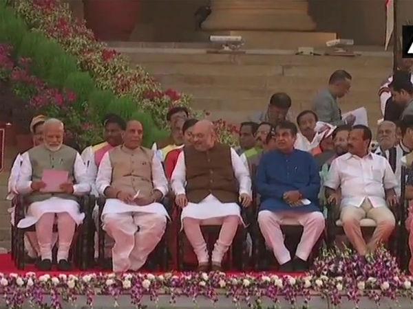Congress Congratulates Pm Modi And His Cabinet Ministers