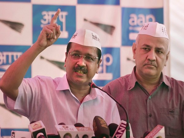 Arvind Kejriwal Says Muslim Votes Shifted To Congress In Delhi At Last Moment