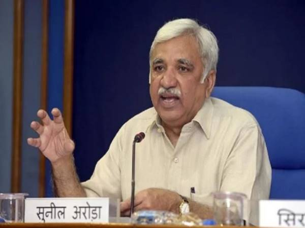 Cec Sunil Arora Issues Statement On Ec Ashok Lavasa S Purported Letter To Him