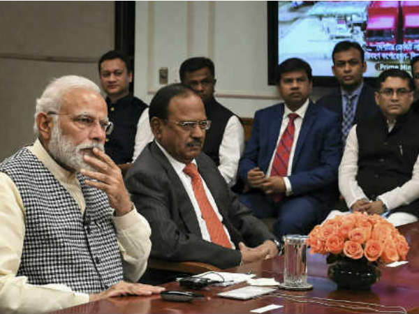 Ajit Doval Will Become Nsa In Modi Government And Will Also Get Cabinet Rank In Government