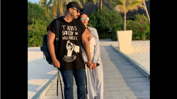 Malaika Arora Wished Boyfriend Arjun Kapoor Happy Birthday On Instagram Relationship Official