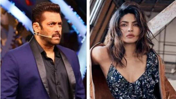 Priyanka Chopra Took A Hard Dig At Salman Khan For All The Taunts Comments Salman Khan Passed