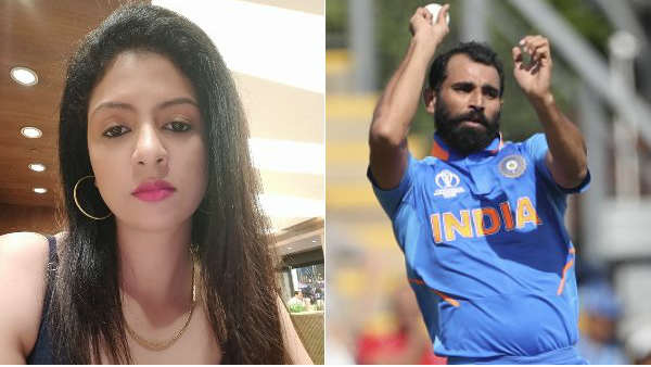 Hasin Jahan Statement On Mohammed Shami Hat Trick Against Afghanistan