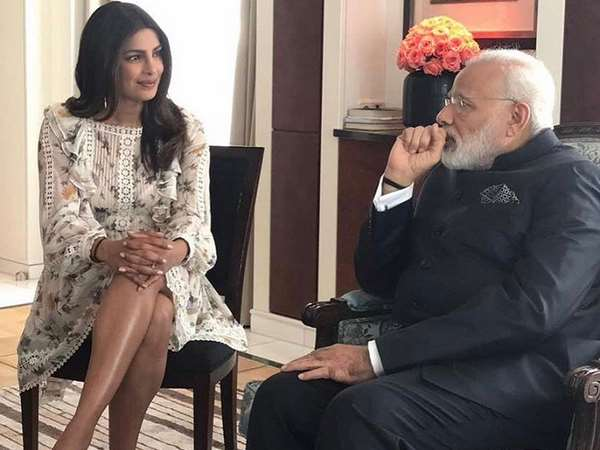 Priyanka Chopra Wants To Be Pm And Would Love To See Nick In White House