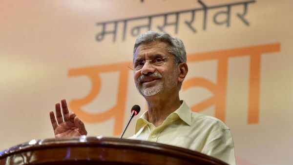 S Jaishankar Will File His Nomination As Bjp Candidate From Gujarat Rajya Sabha Today