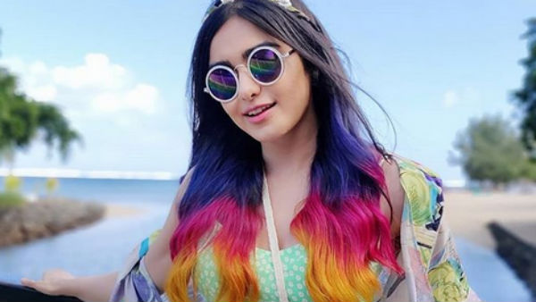 Adah Sharma Did Something Like This For The Web Series