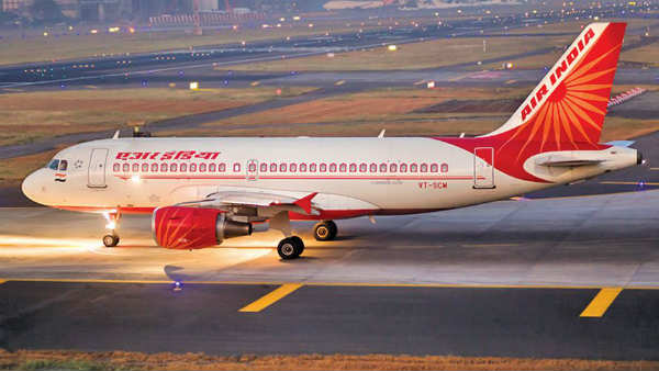 Due To Bomb Threat Air India Flight Makes Precautionary Landing At London