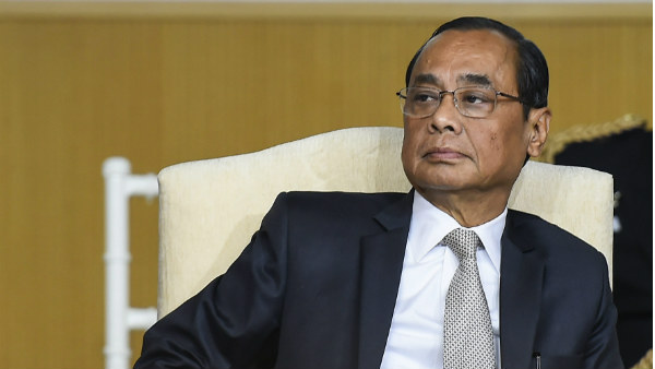 Cji Ranjan Gogoi Wrote A Letter To The Prime Minister For Removal Of An Allahabad High Court Judge