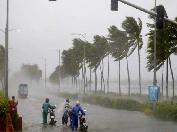 Chinese Ships Took Shelter In India To Avoid The Wind Storm