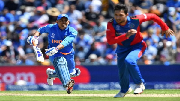 Fans Upset By Slow Batting Of Ms Dhoni Users Trolled Him